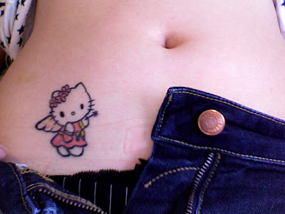 Small Hip Tattoo Design Picture Gallery - Hip Tattoo Ideas