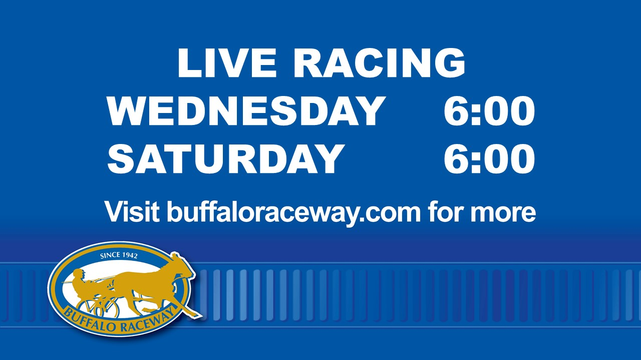 Buffalo Raceway Schedule