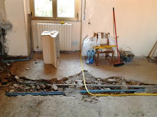 Il blog dell 39 idraulico impianto multistrato - Impianto idraulico in bagno ...