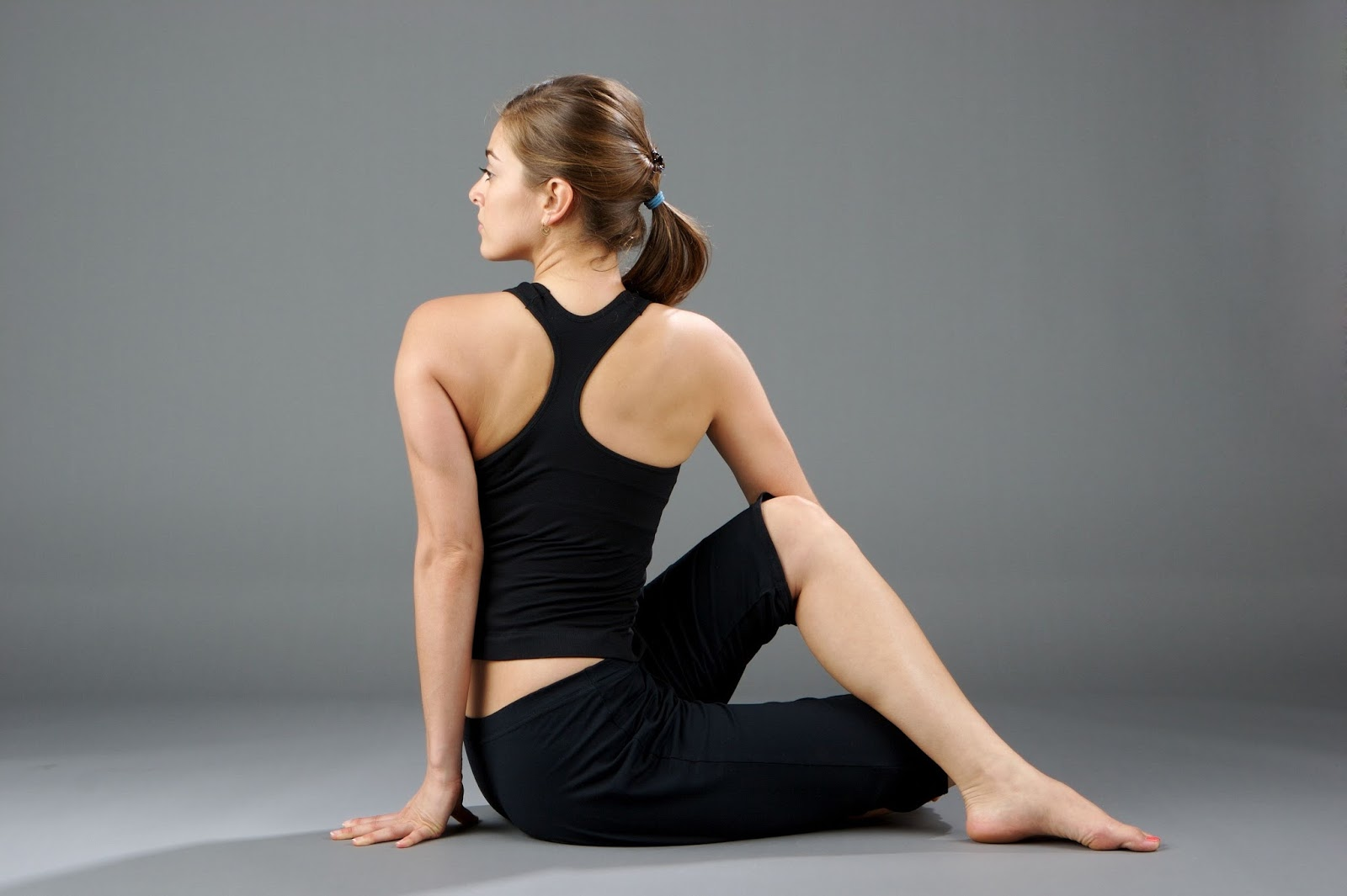 7 Yoga Poses you Can Do Using a Chair images