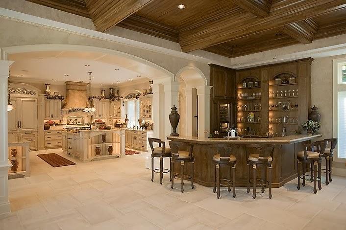 Impressionnante d coration de la cuisine moderne - Decoration de cuisine moderne ...