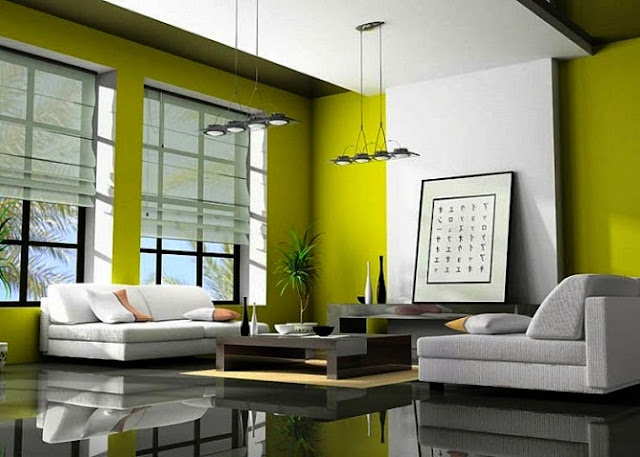 modern interior paint colors for home