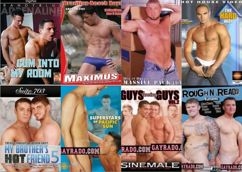 Gay DVDs on sale Gayrado