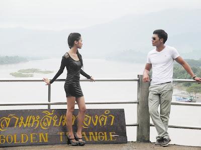Các Hình ảnh diễn viên trong bộ Phim Bí Mật Tam Giác Vàng - Vtv3 (2013) Online