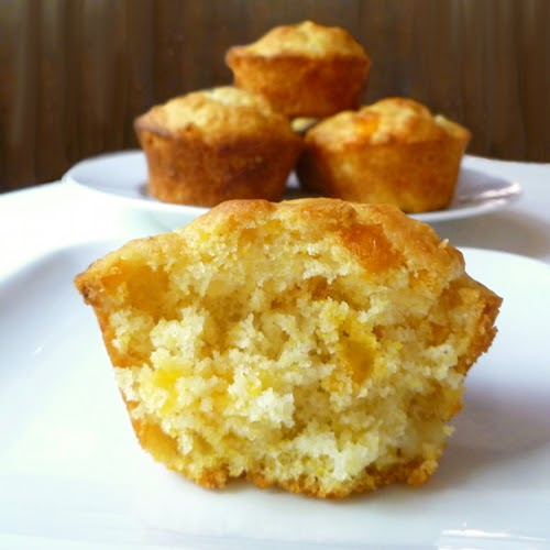 Cookistry: Corn and Cheddar Muffins