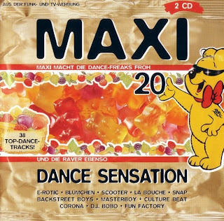 Maxi Dance Sensation vol. 20 (1996)