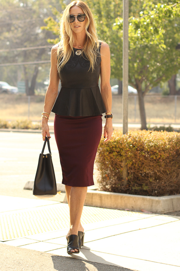 parlor girl fall fashion style