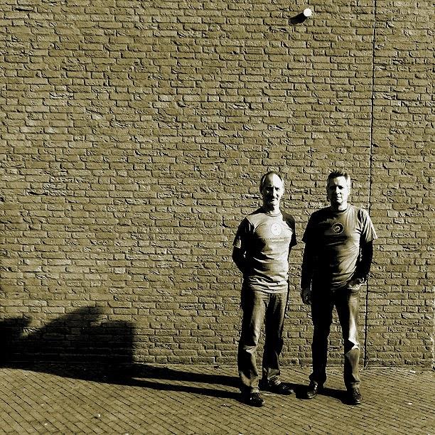 Jan Buytaert, Koen Buytaert : The Roswell Incident @ E-Live 2014 / photo S. Mazars
