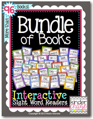 Bundle of Books… BEST TPT PURCHASE EVER!