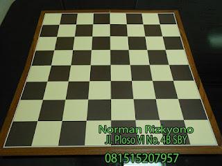 jual papan catur lipat