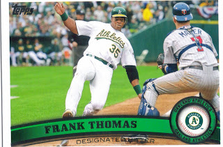 Thoughts on 2011 Topps Update Inserts  2011+Topps+Frank+Thomas+SP