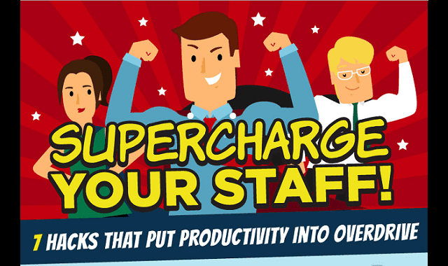 Supercharge Your Staff: 7 Hacks That Put Productivity Into Overdrive
