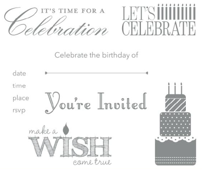 Make A Wish Stamp Brush Set - Digital Download