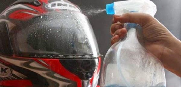 mencuci helm otomotif info