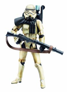 "Hasbro Star Wars Amazon.com Exclusive 3.75"" Droid Factory SandTrooper Figure"