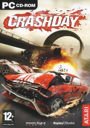 Download Crashday PC Full