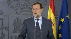ESPAÑA: Rajoy critica la hoja de ruta de Mas y Junqueras para la independencia.