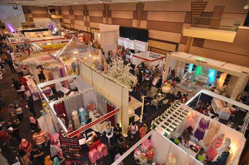 MEFA Malaysia Wedding Festival 2014