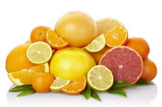 limone, pompelmo, cellulite, ritenzione idrica, combattere la cellulite