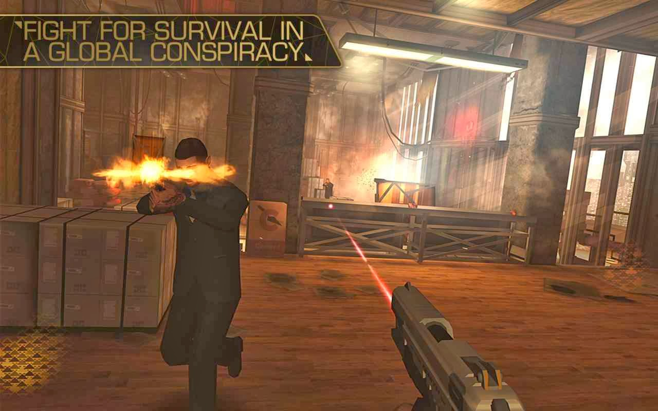 deus ex the fall system requirements Android