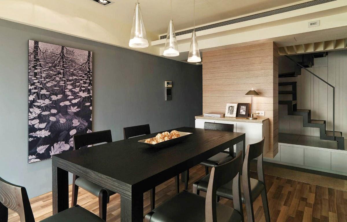 House-Minimalist-Dining-Room-Modern-Minimalist