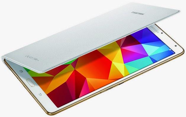 Spesifikasi Samsung Galaxy Tab S