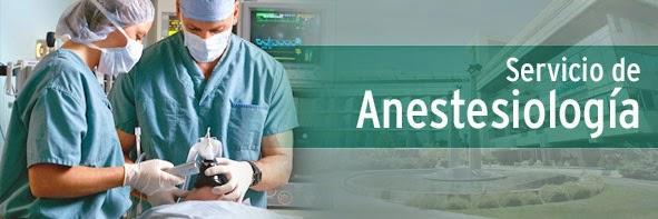 Paquete de diapositivas de Anestesiologia parte 1