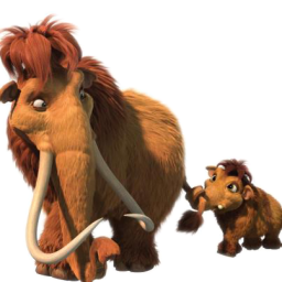 ice age 4 characters peaches - photo #17
