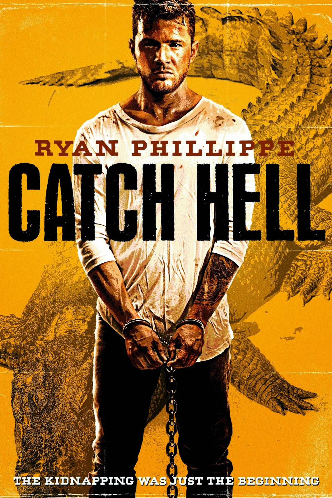 Catch hell (2014) Poster