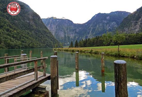 Lago Königssee en Alemania