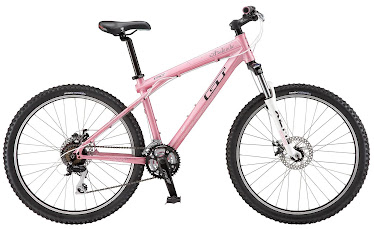 Avalanche 3.0 Disc GTw Pink Metallic