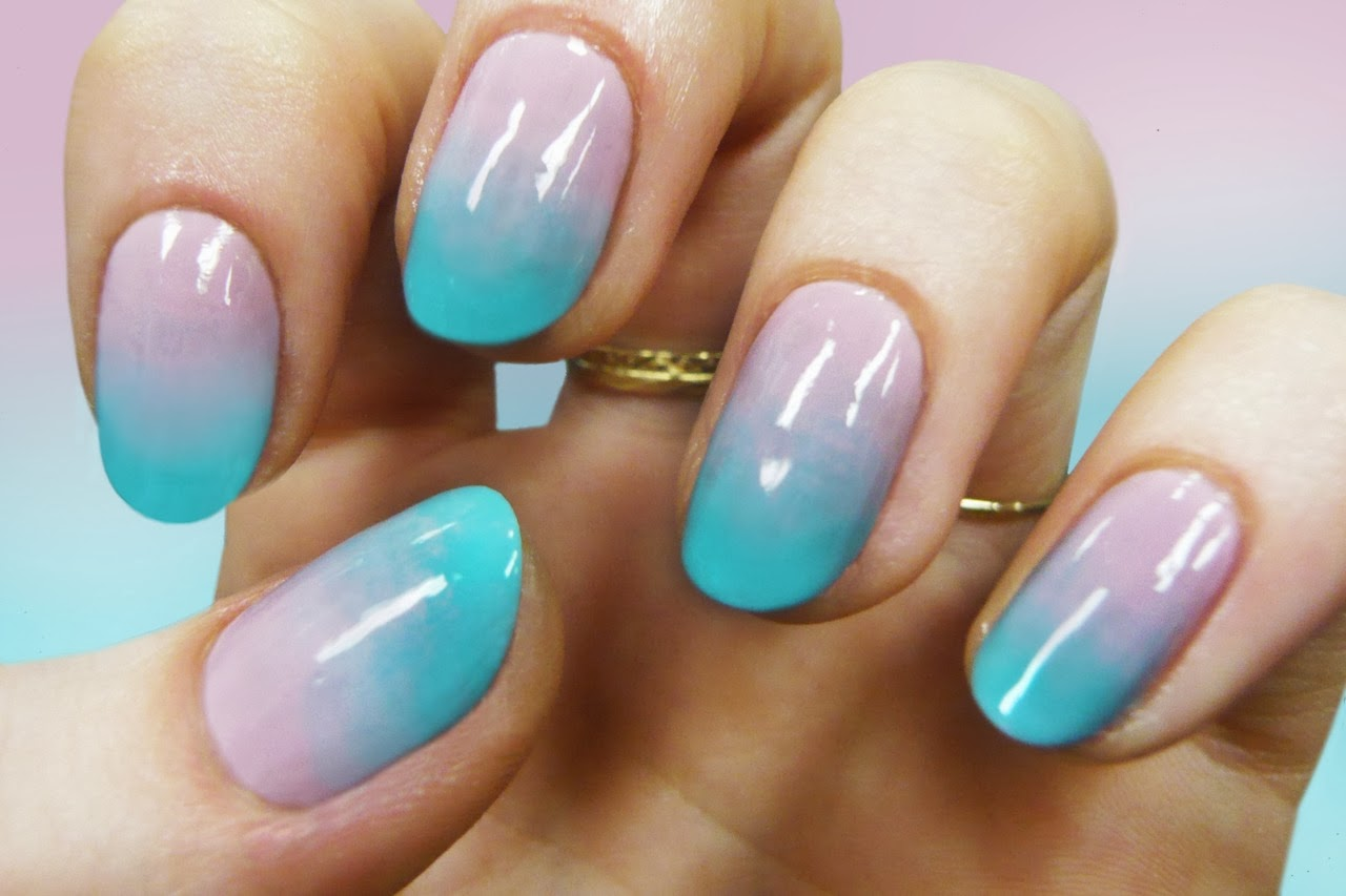 Oval Nails Design Tumblr Oval  Usually flattering for