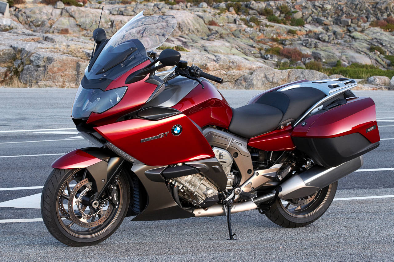 2012 BMW K1600GT Review