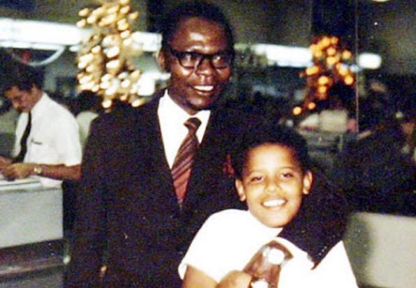 Perbezaan gaya hidup Barrack Obama dan adiknya, George Hussein Obama