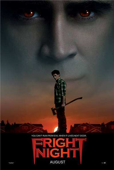 Fright Night BRRip Español Latino 720p HD Descargar