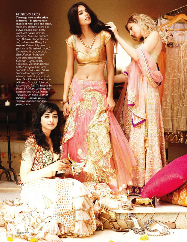 How To Dress Up For A Big Fat Indian Wedding By Your Favourite