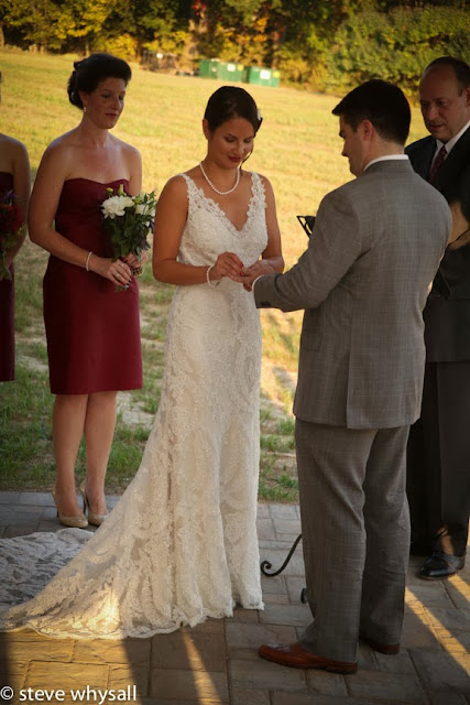 868 estates vineyard wedding ceremony photo