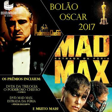 Bolão Oscar 2017 - Participe!