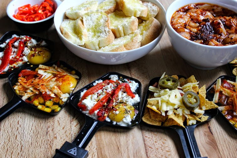 More Raclette Dinner Party Recipe Ideas