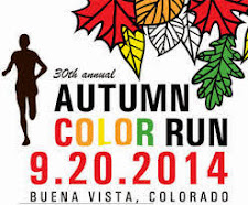 My Next Adventure: Autumn Color Run Half Marathon