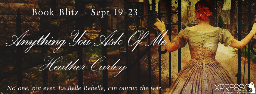 Anything You Ask of Me Book Blitz