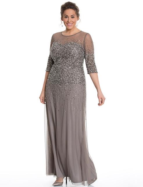Vestidos para gorditas - Colección Vestidos 2016