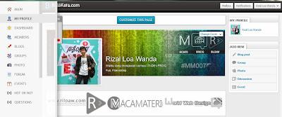 Profile Rizal Loa Wanda Di Balekota.com