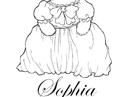 Girl Sleeping Coloring Pages