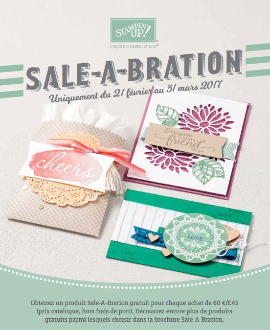Encore plus de Sale-A-Bration !
