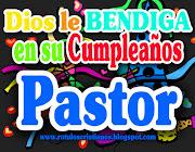 Tarjeta de Cumpleaños Cristiana para Pastor (tarjeta de cumpleaã±os cristiana para pastor)