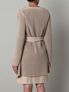 Pepper Gabardine Coat