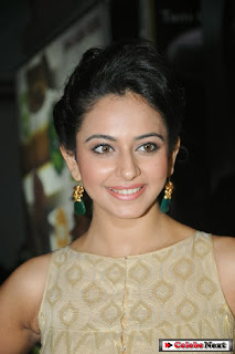 Rakul Preet Singh Latest Pictures in Long Dress at Ennamo Edho Movie Audio Launch ~ Celebs Next