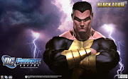 DC UNIVERSE ONLINEBLACK ADAM. Labels: GAMES, HD, WALLPAPER