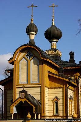 Ortodoxa kyrkan Torneå Tornio